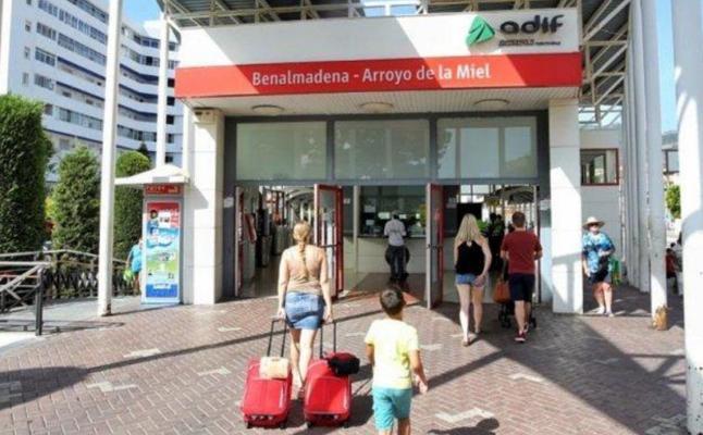 Fomento no planea construir una parada del Cercanías en Nueva Torrequebrada