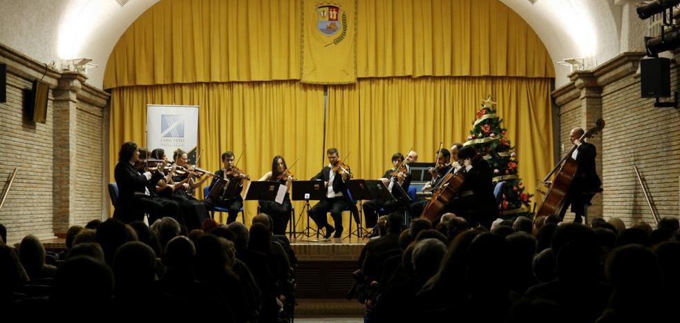Concerto Málaga repasará este domingo 20 años de trayectoria en la Sala María Cristina