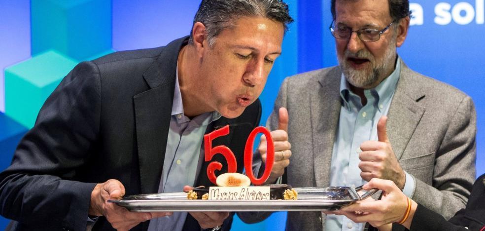 Rajoy se aferra al 155 y asegura haber frenado en seco el independentismo