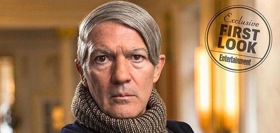 Una nueva imagen de Antonio Banderas como Picasso