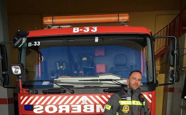 Fallece en un accidente de parapente el jefe de bomberos de Estepona