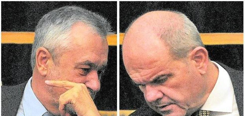 Arranca el juicio a Chaves y Griñán y otros 20 cargos de gobiernos socialistas del 'caso ERE'
