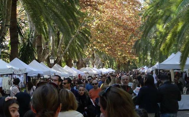 Mercadillos en Málaga en el puente de la Inmaculada