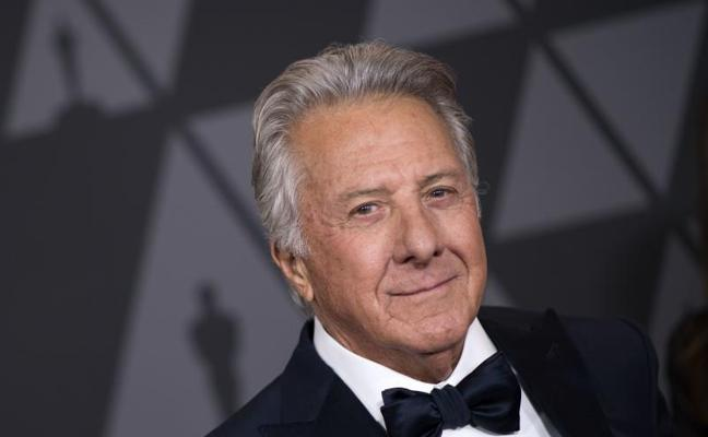 Nueva acusación de una mujer contra Dustin Hoffman por acoso sexual