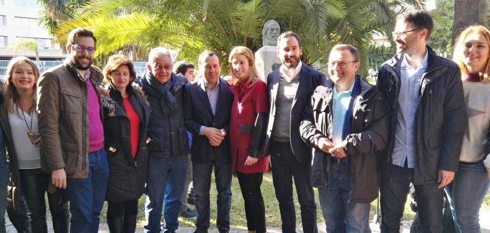 Homenaje a Pablo Iglesias en el 92 aniversario de su muerte