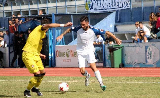 El Marbella despide el año en el Municipal contra el UCAM Murcia