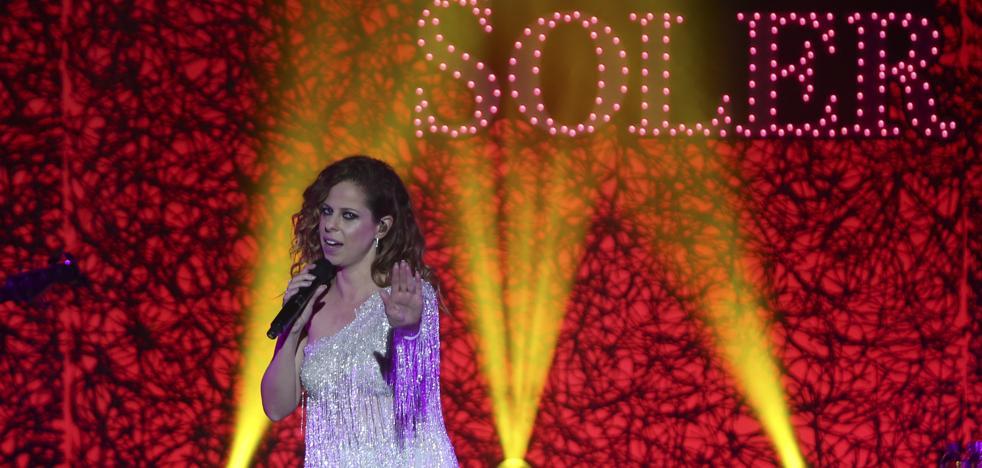Y el miedo se bajó del escenario: la noche más especial de Pastora Soler