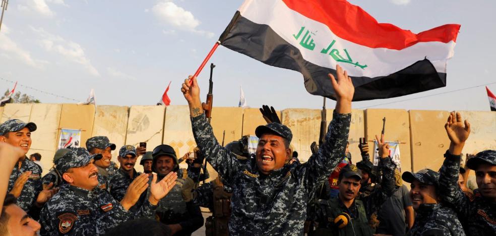 Irak da por finalizada la guerra contra el Estado Islámico