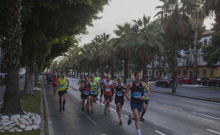 Las mejores imágenes del Zurich Maratón de Málaga 2017 (I)