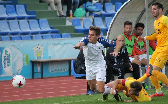 Derrota injusta del Marbella (1-2)