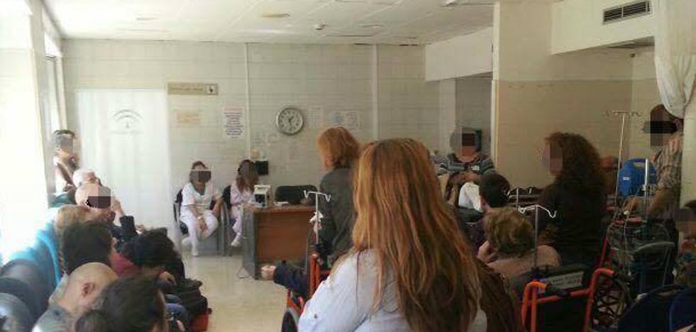 Unas 55.000 personas reciben atención sanitaria cada día en la provincia de Málaga