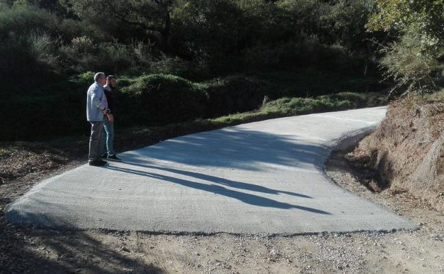 El Ayuntamiento de Casares asume la puesta a punto de los caminos rurales públicos