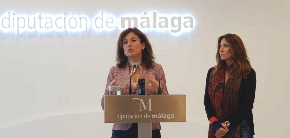 Estudiantes de la UMA colaborarán en los proyectos solidarios que financia la Diputación