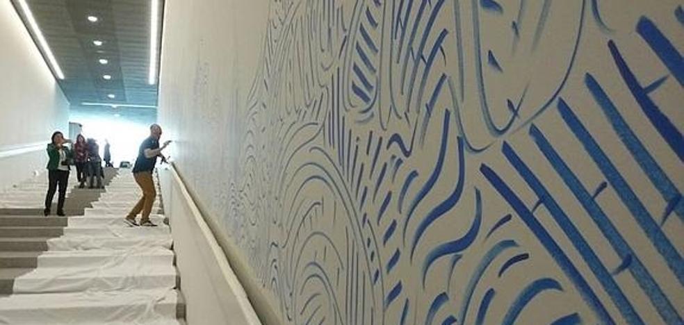 Abierto el plazo para presentar las propuestas artísticas que ocuparán las escaleras del Museo Ruso y el Pompidou