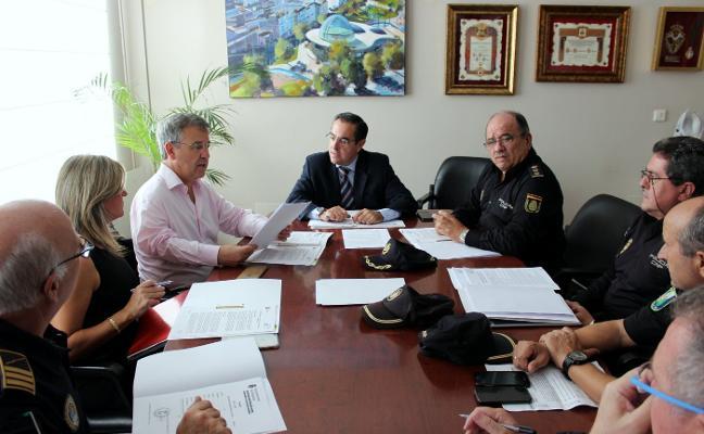 La Policía intensifica en Estepona la vigilancia con la campaña 'Comercio seguro'