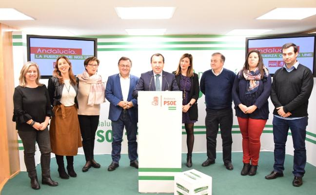El PSOE abre una oficina parlamentaria para recoger las propuestas ciudadanas