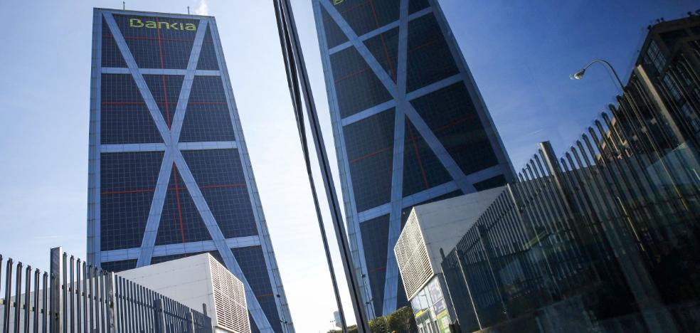 El Estado aprovecha el tirón bursátil y privatiza otro 7% de Bankia