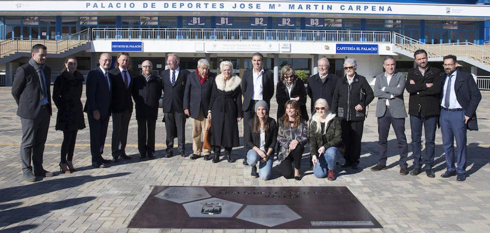 Dos referentes del baloncesto con estrella en Málaga