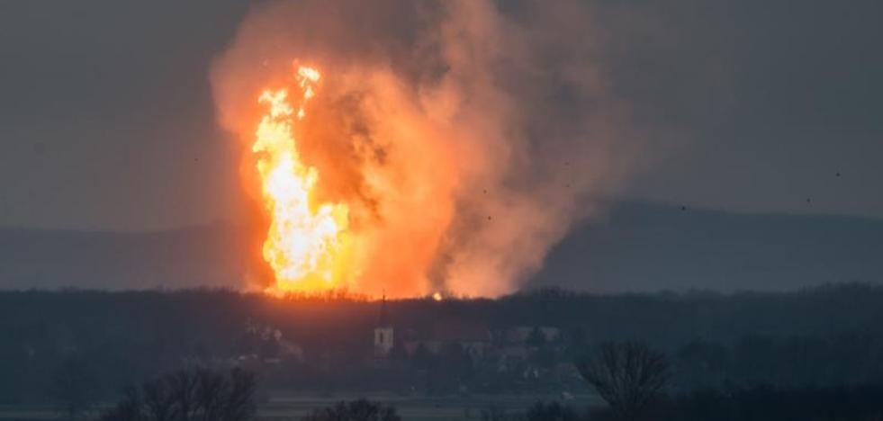 Un muerto y 18 heridos en la explosión de una estación de gas en Austria