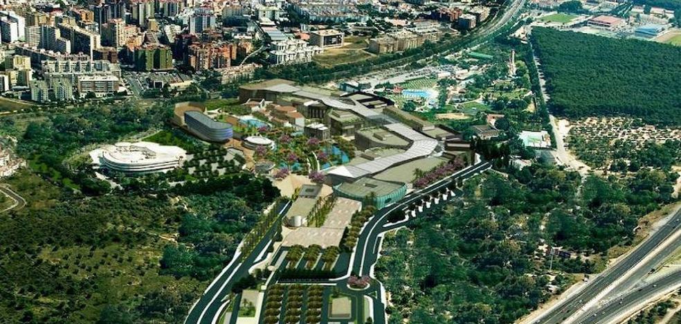 Torremolinos garantiza que el proyecto de su parque comercial «sigue adelante»