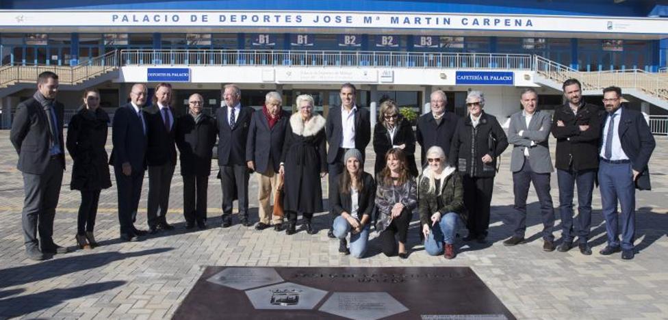 Scariolo y Gaspar Anaya, nuevas distinciones en el paseo de las estrellas de Málaga