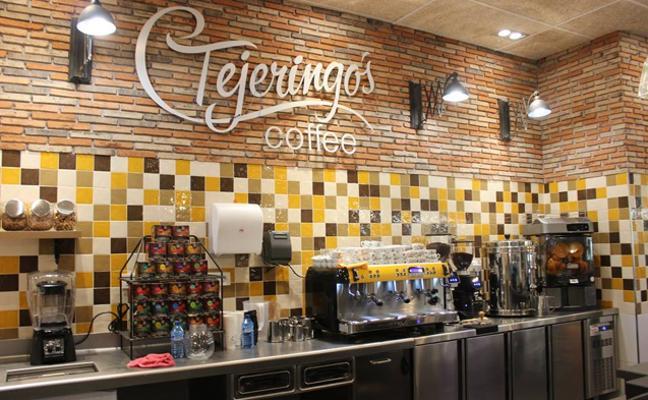 Tejeringo's Coffee abre su quinto centro en calle Cuarteles