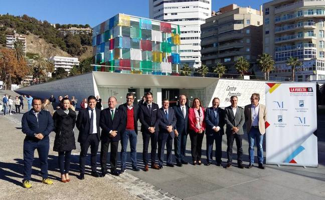 Marbella-Caminito del Rey y Mijas-Alhaurín de la Torre, las otras etapas de La Vuelta por Málaga