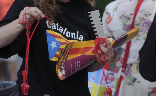 El promotor de la pitada al Rey en la Copa considera el acto «libertad ideológica»