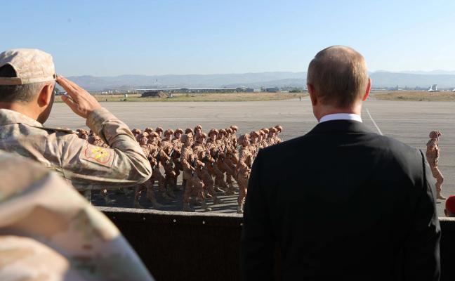 La guerra siria devuelve a Rusia su papel de superportencia mundial