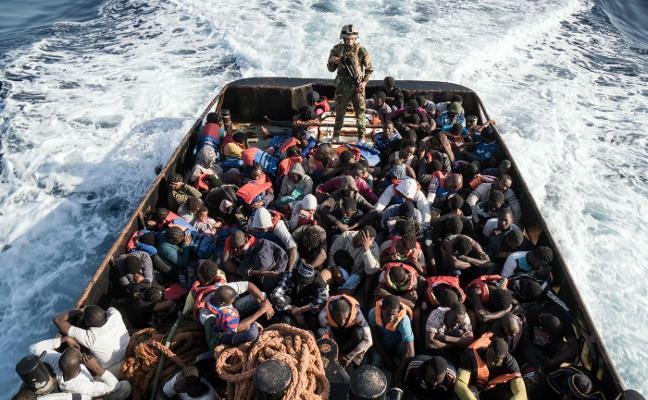 La UE critica a la UE por la inmigración