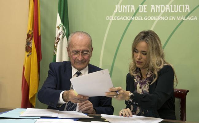 Los clubes de baloncesto de Málaga suspenden la manifestación tras cerrar Junta y Ayuntamiento la crisis del ruido