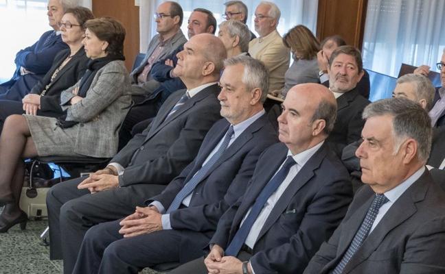 'Caso ERE'   Empieza el juicio a diez años de gobiernos socialistas en Andalucía