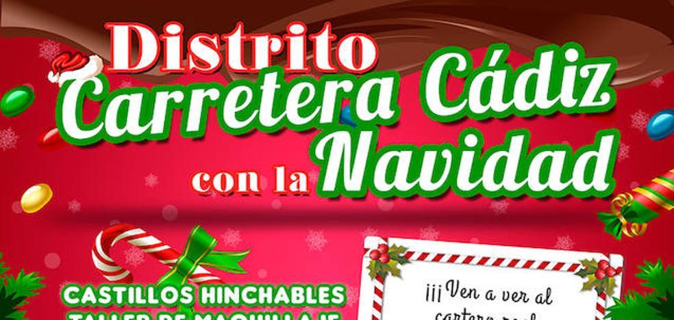 El distrito de Carretera de Cádiz organiza un concurso de belenes