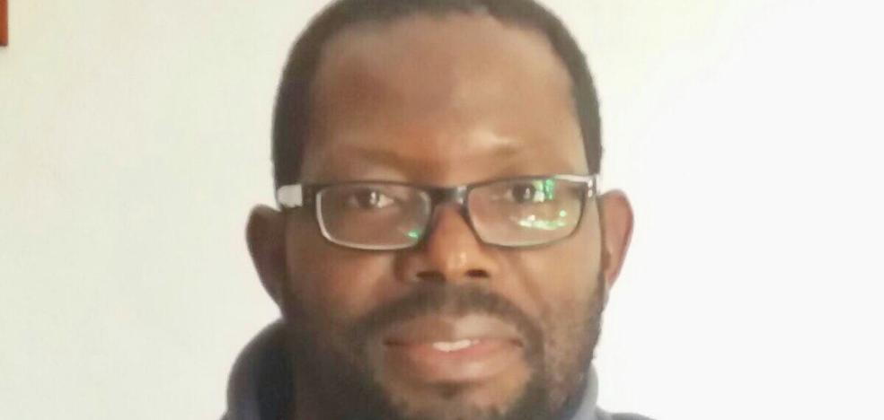 El rey Baltasar de la Cabalgata de Málaga es un africano que huyó del conflicto de Costa Marfil