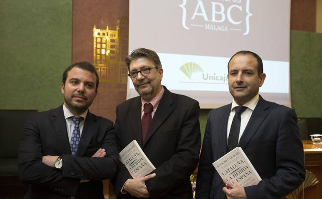 Ignacio Camacho desmonta «las patrañas» del independentismo en su nuevo libro