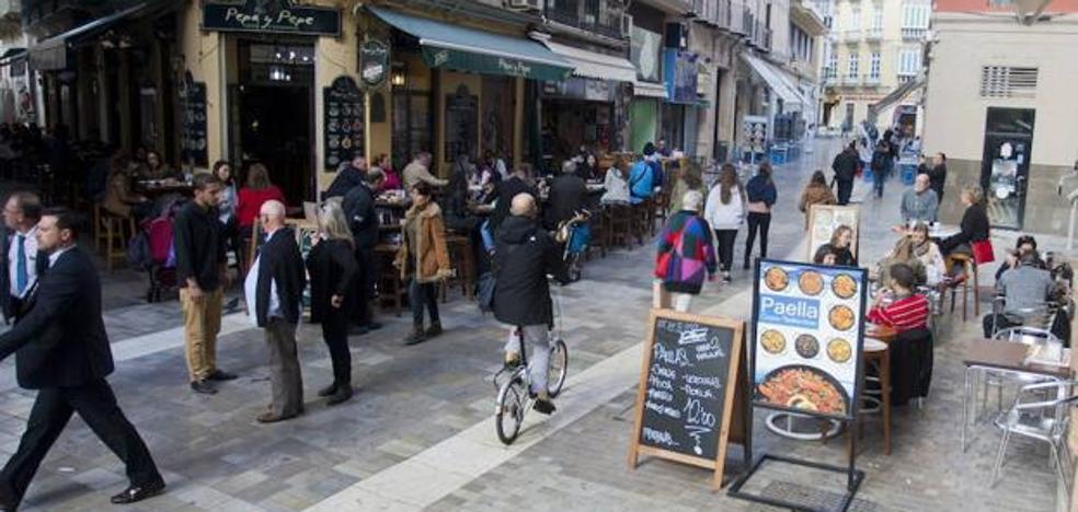 Detienen en Málaga a un hombre por denunciar el falso robo con violencia de su cartera