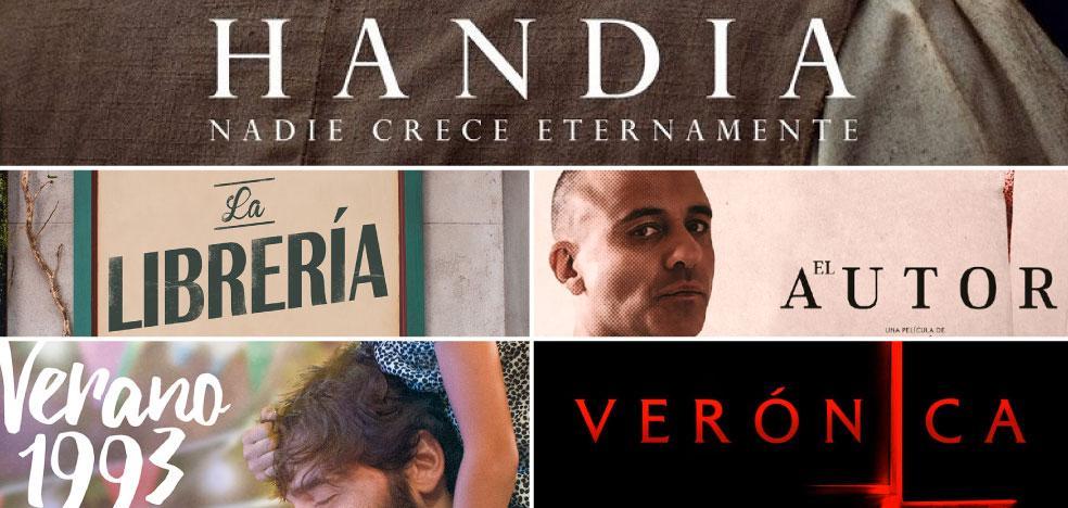 'Handia' parte como favorita en los Premios Goya con 13 candidaturas