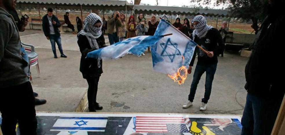 Los países musulmanes reconocen Jerusalén como capital del Estado palestino