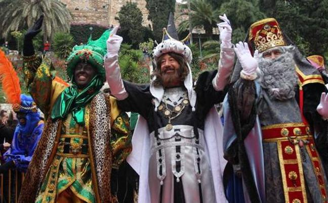 Málaga tendrá un rey Baltasar de raza negra en la Cabalgata