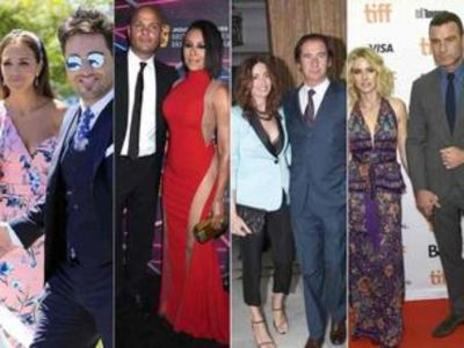 Las parejas de famosos que rompieron en 2017