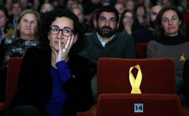 Esquerra responde a Puigdemont que su candidato a presidente es Junqueras