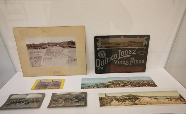 La Térmica acoge la exposición 'Málaga desde sus atalayas'