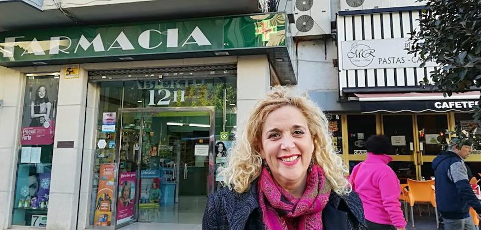 IU quiere sentenciar la avenida Carlos Haya y pide ahora que sea Camino de Antequera