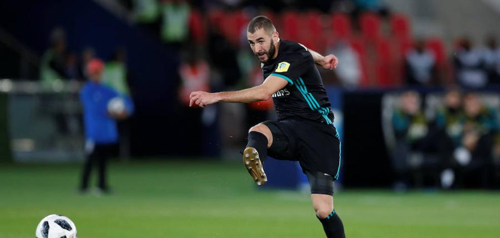 El Madrid desea volver a dominar las áreas