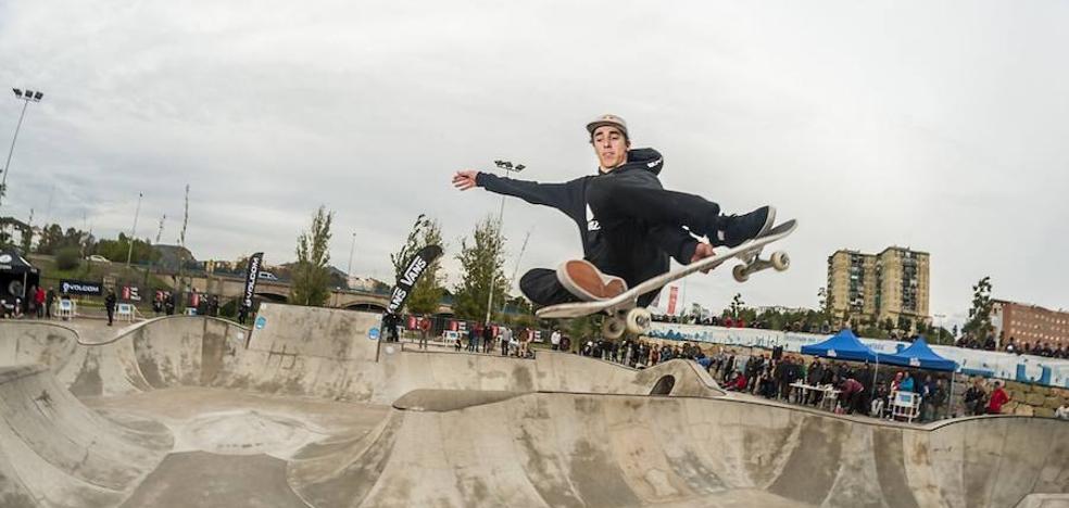 Los mejores skaters nacionales se citan en Málaga