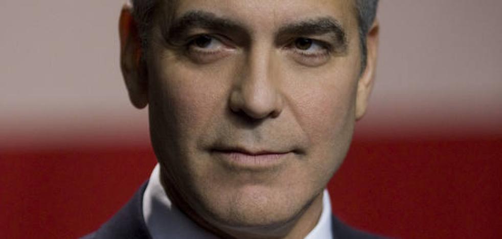 George Clooney reparte 14 millones entre sus mejores amigos