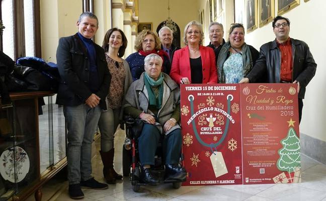 Belenes, cabalgata, fiestas y teatro infantil para la Navidad en Cruz de Humilladero