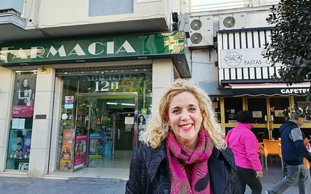IU-Málaga para la Gente impulsa que la avenida Carlos Haya se llame Camino de Antequera