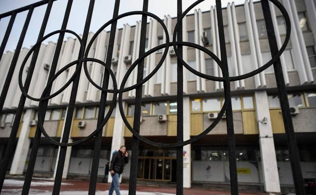 Rusia defenderá a sus deportistas acusados de dopaje, incluso ante los tribunales