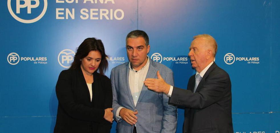 Fernández Montes mantiene su pulso contra la dirección provincial del PP